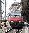 480 056-5 SBB CFF at Lausanne station with Geneva-Brig semi-fast service in platform 1. - 14363549863.jpg
