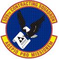 509 Contracting Sq emblem.png