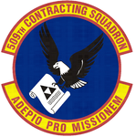 509 Contracting Sq emblem.png