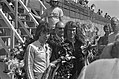 50cc klasse Huldiging Otto Kneubuhler (links, winnaar) en Theo Timmer (2e) me…, Bestanddeelnr 926-5035.jpg