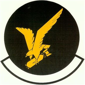 513th Electronic Warfare Squadron - Emblem of the 513th Electronic Warfare Squadron