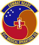 51 Medical Operations Sq emblem.png