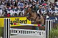 54eme CHI de Genève - 20141212 - Steve Guerdat et Albführen's Paille.jpg