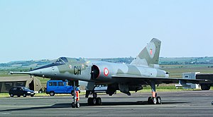 Dassault Mirage IV - Mirage IV on the ground, 2004