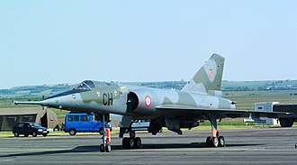 Dassault Mirage IV - A French Air Force Mirage IV