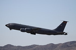 314th Air Refueling Squadron - KC-135R as flown by the squadron