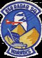 858th Radar Squadron - Emblem.png