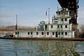 98l012 William Clark upbound on Ohio River at L&I Bridge, Louisville, Kentucky (6609330189).jpg