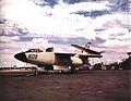 A-3B of VAH-13 on USS Kitty Hawk (CVA-63) in 1961.jpg