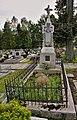 A-604 Poręba Żegoty cmentarz - grób powstańców 1863 roku.jpg