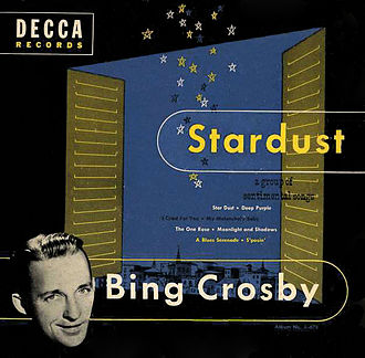Star Dust (Bing Crosby album) - Image: A 678 Stardust