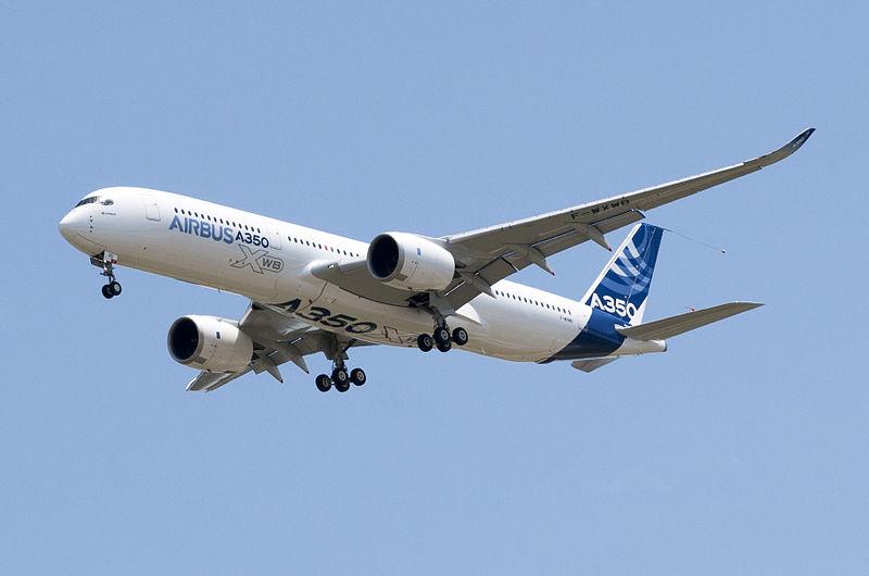 File:A350 First Flight - Low pass 03.jpg