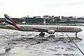 A6-EMP 3 B777-31H Emirates (World Cup 2006 logo) SIN 02APR06 (6770889703).jpg