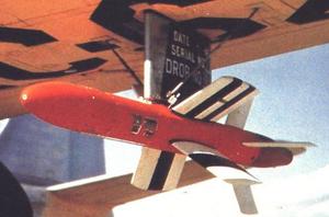 AAM-A-1 Firebird on DB-26B Invader August 1949