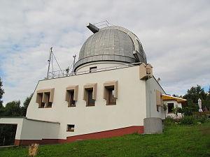 Modra Observatory - Image: AGO Modra main