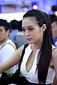 AMD promotional model at Computex 20130607f.jpg