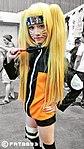 AMG14 cosplayer of Naruto Uzumaki female ver from Naruto Shippuden 20140810.jpg