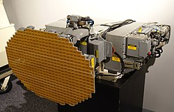 AN-APG-68 radar, Westinghouse, 1978 - National Electronics Museum - DSC00415.JPG