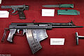 APS underwater assault rifle at Tula State Museum of Weapons 01.jpg