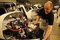 AP Assembling LSA Engine in the Pipistrel Ajdovscina Factory.JPG