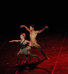 Contemporary dance - Wikipedia