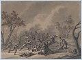 A Battle Between Cavalrymen and Infantry MET DP875888.jpg