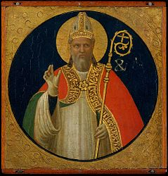 Fra Angelico: A Bishop Saint