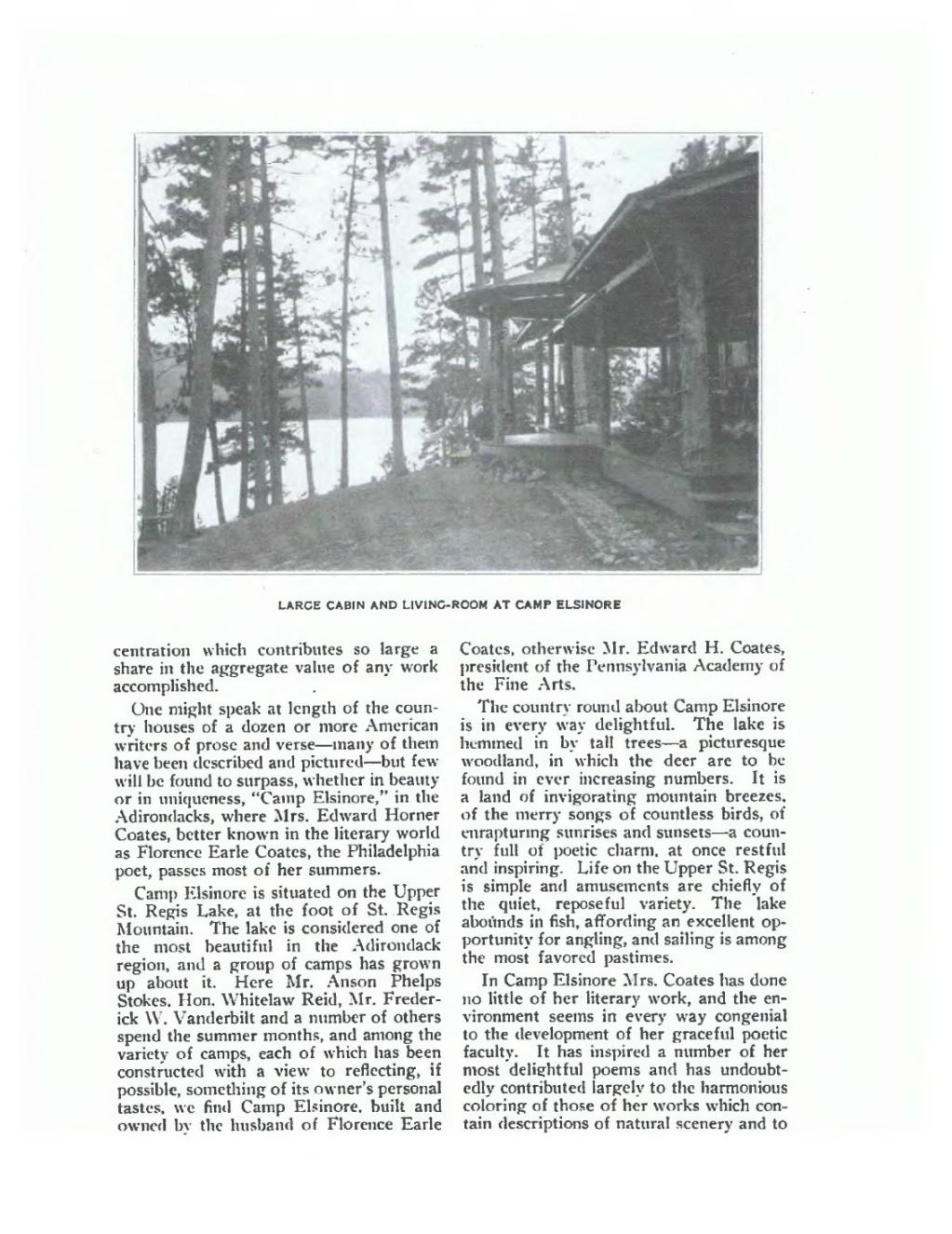 Page:A Camp in the Adirondacks, Book News Monthly, October
