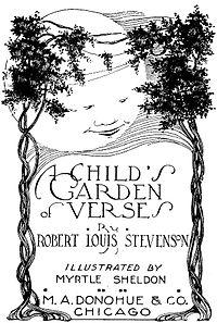 A Child's Garden of Verses , Fassung von 1916