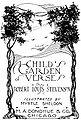 A Child's Garden of Verses , Fassung von 1916.jpg
