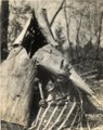 A First Nations shaman in traditional regalia, Ontario, 03Q P907P28.tiff