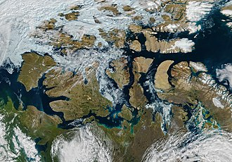 Northwest Passage - 9 August 2016