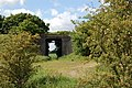 A bridge under a dismantled railway east of Kings Lynn - geograph.org.uk - 1322677.jpg