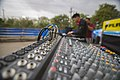 A disc jockey (DJ) photos by mostafa meraji عکس از دی جی در مراسم 04.jpg