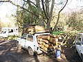 A log jam - geograph.org.uk - 359542.jpg