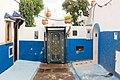A photos of the most beautiful tatoad door in the kasba of oudaya Casablanca.jpg