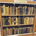 A variety of first edition books donated from the library's benefactor, George Hill Patterson (29873341691).jpg