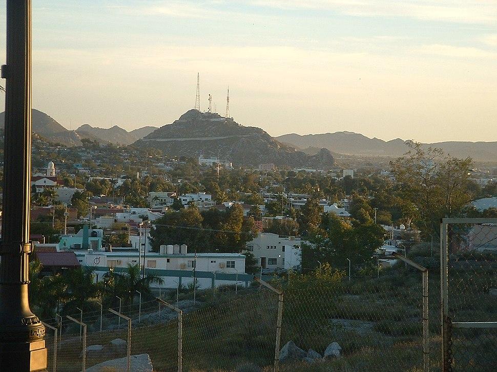 A view of Hermosillo, Sonora, Mexico