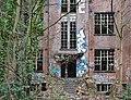 Abandoned military building in Fort de la Chartreuse, Liege, Belgium (DSCF3380).jpg