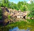 Abandoned mine, Larder Lake, Ontario.jpg