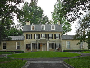 National Register of Historic Places listings in Lancaster County, Pennsylvania - Image: Abbeville Lan Co PA