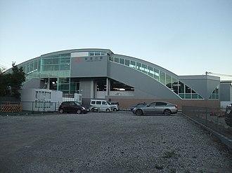 Abekawa Station - JR Abekawa Station in 2015