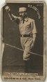 Abner Dalrymple, Pittsburgh Alleghenys, baseball card portrait LCCN2007686923.tif
