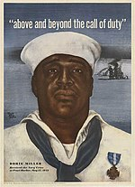 Doris Miller -Medal of Honor Recipient