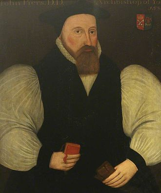 Bishop of Salisbury - Image: Abp John Piers