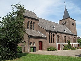 Sint Willibrorduskerk in 2010