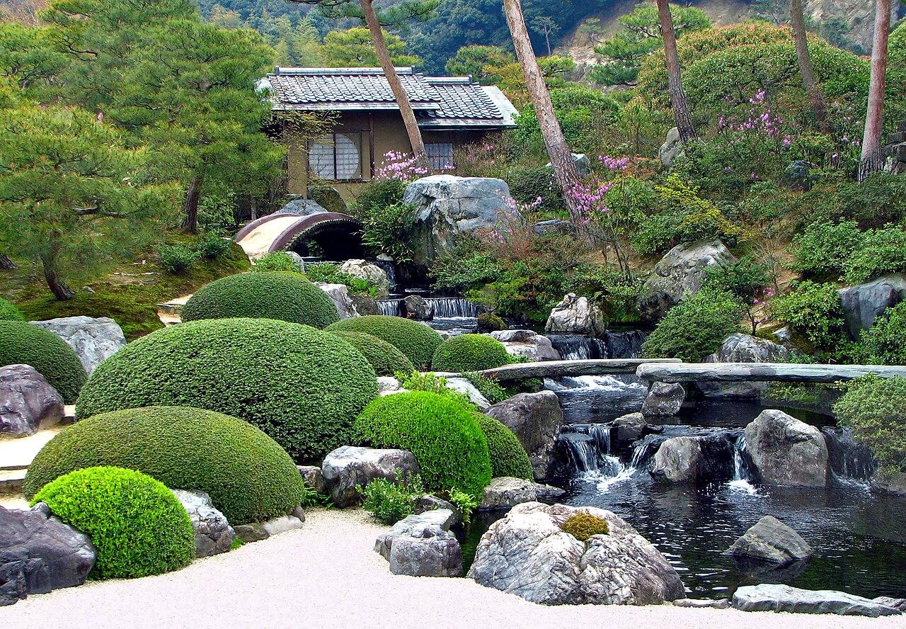 Giardini Zen Hd : File adachi museum of art garden g wikimedia commons