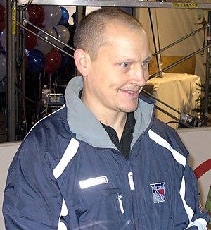 Adam Graves - Graves in 2008