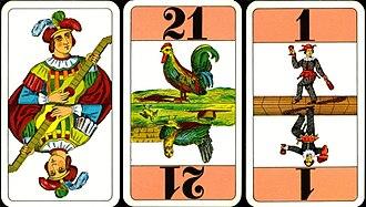 Cego - Image: Adler Cego trumps