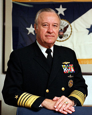 The Olmsted Scholar Program - ADM Carlisle Trost(USN, Ret.), Olmsted Scholar Class of 1960